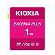 【原TOSHIBA】KIOXIA EXCERIA PLUS 1TB UHS-I V30 U3 SDXC 記憶卡 product thumbnail 1