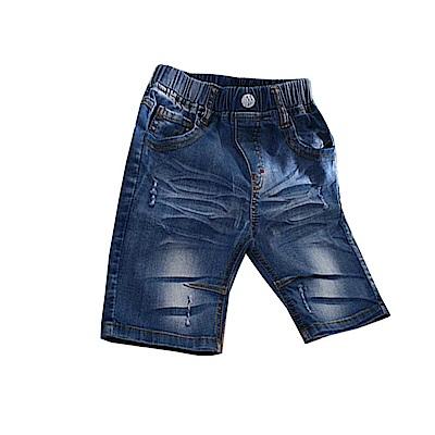 水洗潮爆款牛仔短褲 k50321 魔法Baby