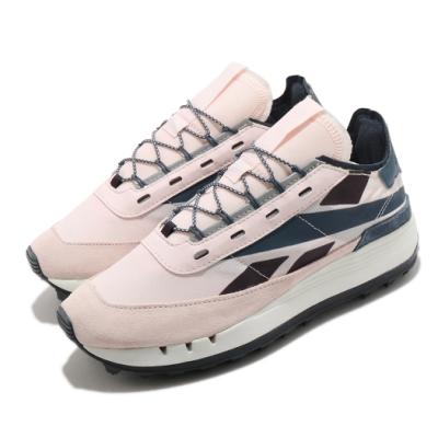 Reebok 休閒鞋 Legacy 83 運動 女鞋 海外限定 舒適 簡約 球鞋 穿搭 粉 藍 H67807