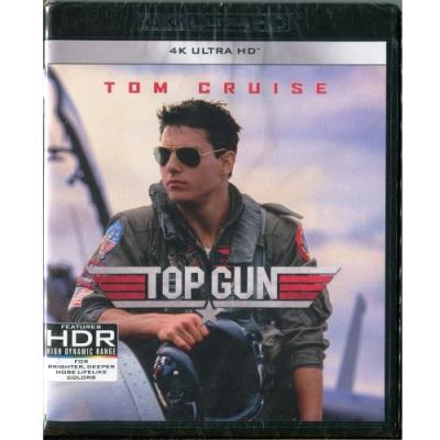 捍衛戰士 TOP GUN  4K UHD 單碟限定修復版