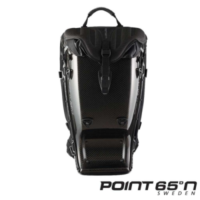POINT 65 N Boblbee GTX 25L 馳聘無界旗鑑硬殼包 (限量碳纖亮面黑)