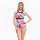 澳洲Sunseeker泳裝泳裝機能型女士削肩連身式泳衣/紅8180071COR product thumbnail 1