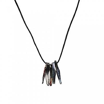 SAC #041 青銅項鍊吊飾 岩釘組