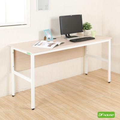 《DFhouse》頂楓150公分電腦辦公桌-楓木色 150*60*76