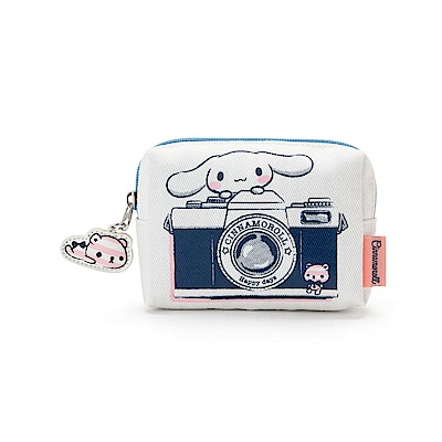 Sanrio 大耳狗喜拿快樂生活系列帆布化妝包