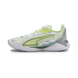 PUMA-UltraRide 男性慢跑運動鞋-白色