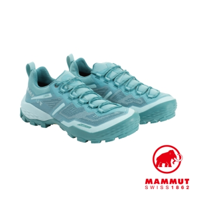 【Mammut】Ducan Low GTX 登山鞋 女款 水漾藍 #3030-03530