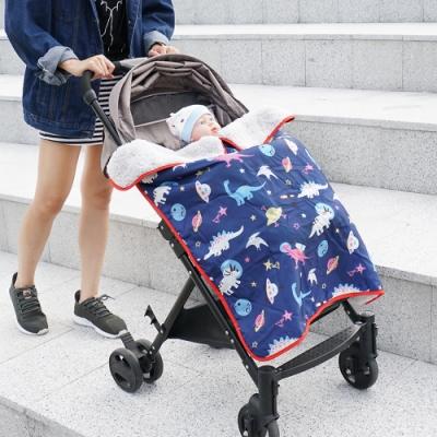 colorland 嬰兒推車抱毯 寶寶蓋毯防雨防風毯小被子