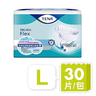 添寧全透氣環帶式尿褲L(30片/包)