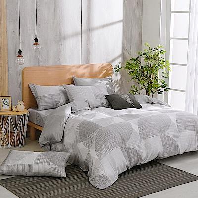 鴻宇 雙人加大床包薄被套組 天絲 萊塞爾 佛倫斯 台灣製