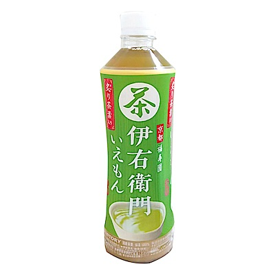 伊右衛門綠茶(525ml)