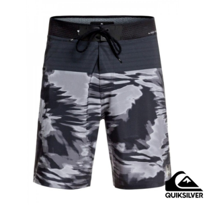 【Quiksilver】HIGHLINE BLACKOUT 19 衝浪褲 黑灰