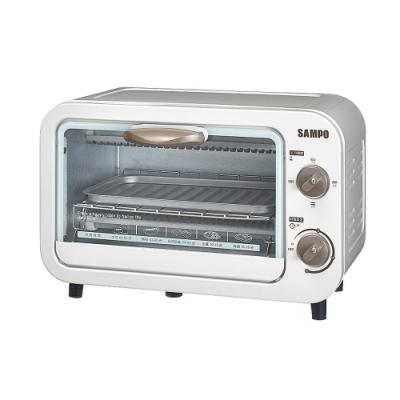 SAMPO聲寶9L電烤箱(福利品) KZ-PA09
