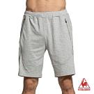 法國公雞牌短褲 LNI8136095-男-灰