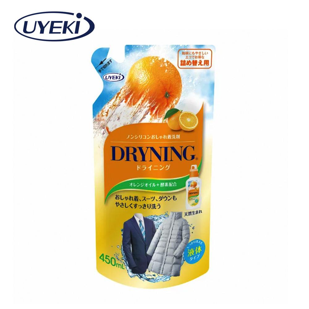 UYEKI 家用浸泡洗衣液補充包450ml @ Y!購物