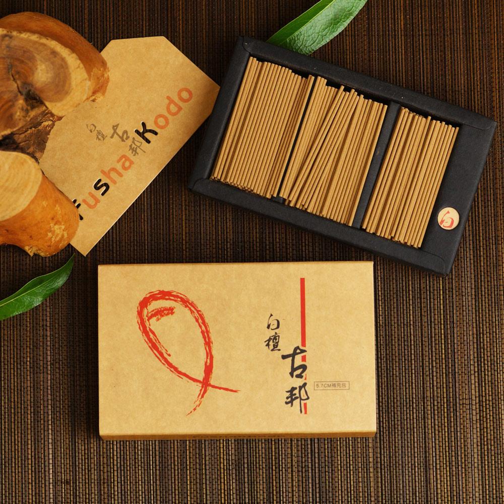 Fushankodo富山香堂 白檀古邦57臥香補充包(快)
