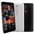【福利品】NOKIA 6.1 (4G/64G) 5.5吋智慧手機
