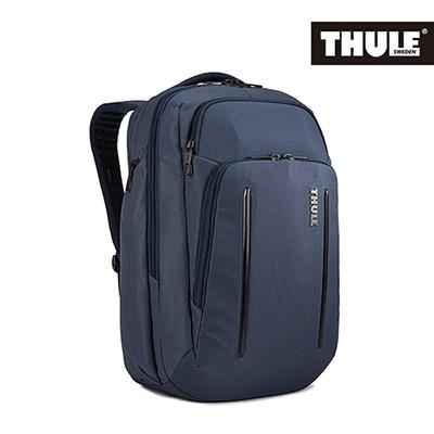 THULE-Crossover 2 30L電腦後背包C2BP-116-深藍