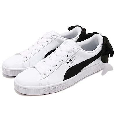 Puma 休閒鞋 Basket Bow SB 運動 女鞋