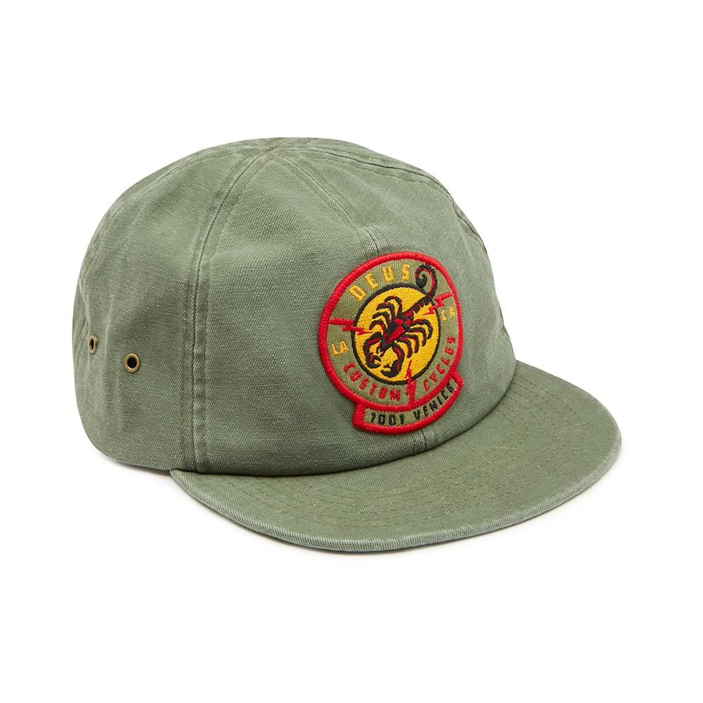 Deus Ex Machina 復古棒球帽