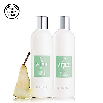 The Body Shop 綠麝香晨露身體潤膚組