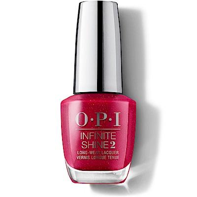 OPI 如膠似漆 獨家限定色 來自秘魯的神秘紅寶石 類光繚 ISLA18