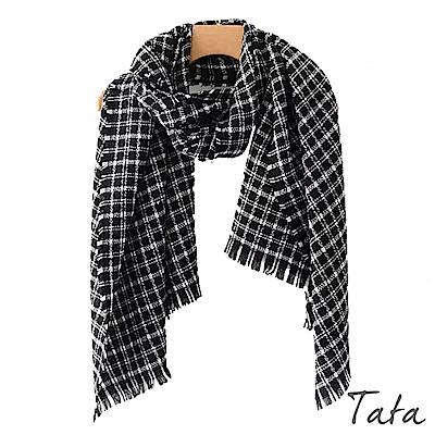 格紋圍巾 TATA