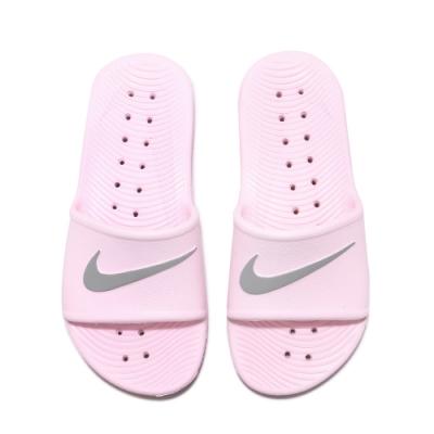 NIKE 拖鞋 防水 運動 女款 粉 832655601 WMNS KAWA SHOWER