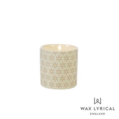 英國 Wax Lyrical 大地系列香氛蠟燭-生薑烏龍 Oolong & Stem Ginger 68g