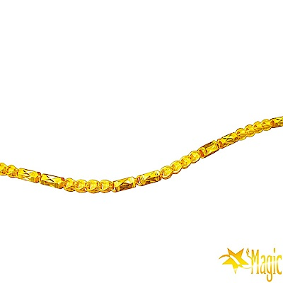 Magic魔法金-真誠黃金項鍊(約5.39錢)