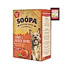 Soopa舒趴-生機狗點心/營養強化佐餐包-胡蘿蔔南瓜320g(80gx4包)
