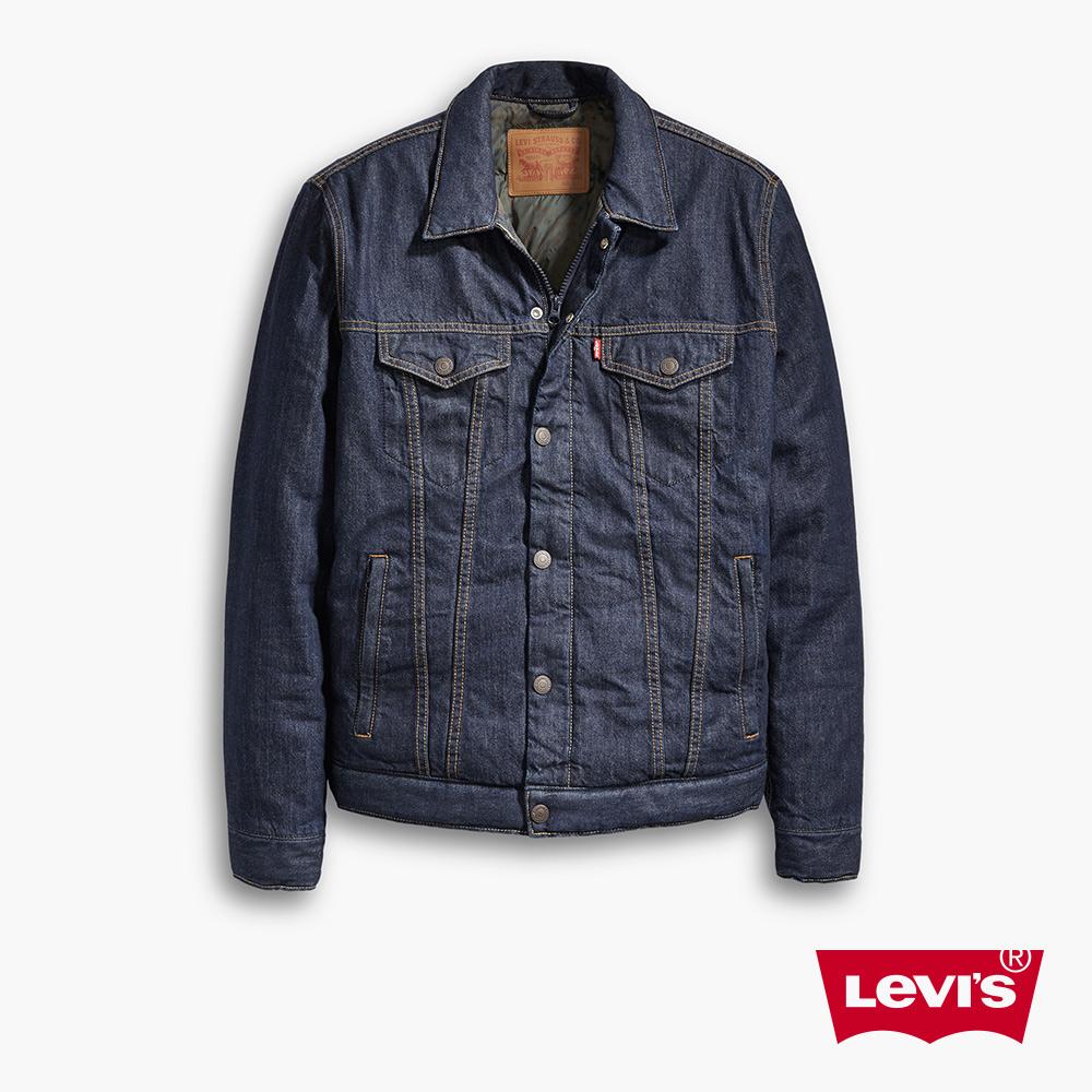 Levis 牛仔外套 男裝 保暖羽絨