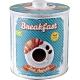 《IBILI》復古圓形繽紛收納罐(早餐) product thumbnail 1