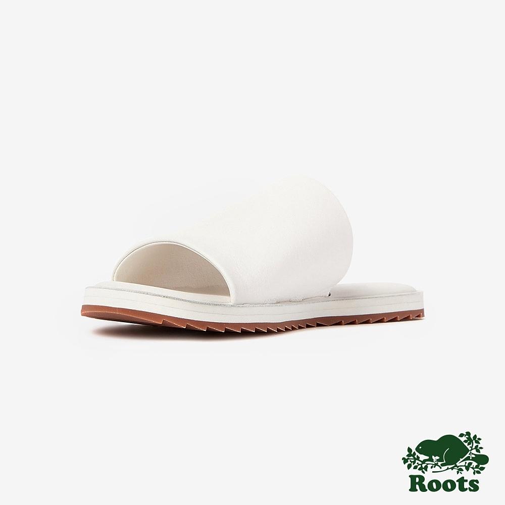 Roots女鞋- 肯辛頓涼鞋-白