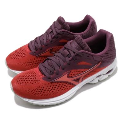 Mizuno 慢跑鞋 WaveRider23 運動 女鞋