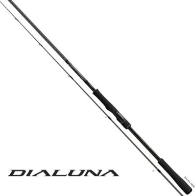 【SHIMANO】DIALUNA S96ML 直柄 海水路亞竿 (38030)