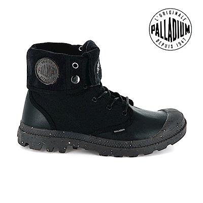 Palladium  BAGGY EXPLORER CORD軍靴-男-黑
