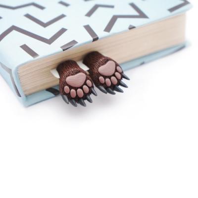 烏克蘭myBookmark-森林熊爪