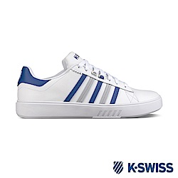 K-SWISS Pershing Court CMF休閒運動鞋-男-白/淺藍/灰