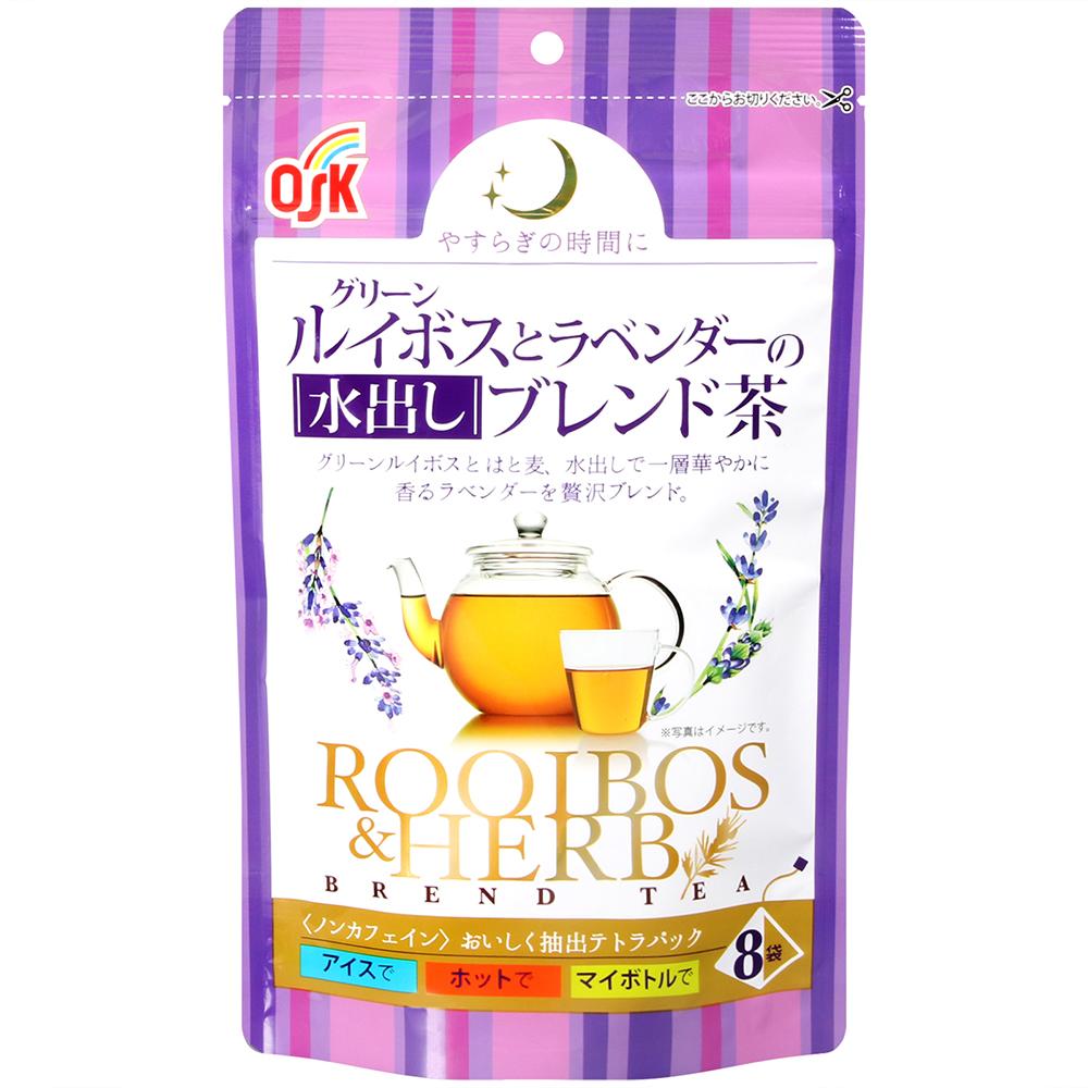 小谷穀物OSK 博士綠茶-薰衣草風味(20g)