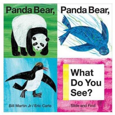 Panda Bear,Panda Bear,What Do You See? (美國版)