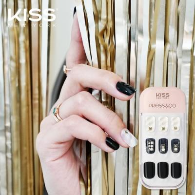 KISS New York-Press&Go頂級光療指甲貼片(18歲的叛逆 KPNA36KA)