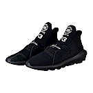 adidas Y-3 SUBEROU 印花LOGO不織布運動鞋(黑)