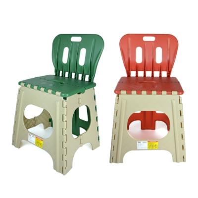 生活King 大馬卡椅背折疊椅(2色可選)