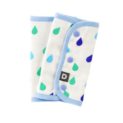 D BY DADWAY_揹帶用口水巾 / 小雨點