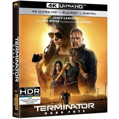 魔鬼終結者:黑暗宿命 4K UHD+BD 雙碟版