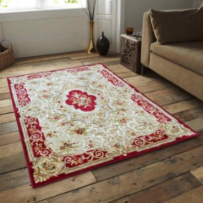 范登伯格 - 赫諾 立體絲質地毯 - 雅園 (135 x 195cm)
