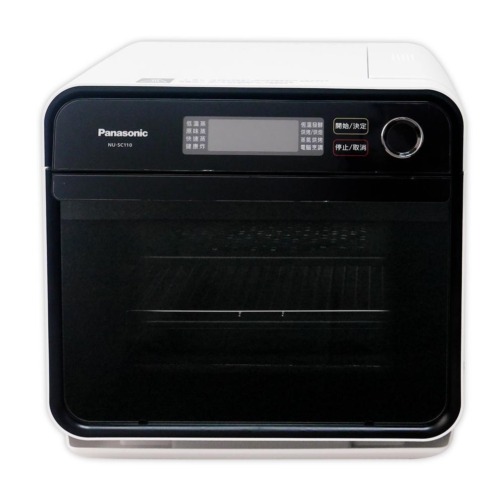 [熱銷推薦] Panasonic國際牌蒸氣烘烤爐 NU-SC110