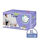 Tino 頂級柔棉4D空氣感嬰兒紙尿褲 黏貼型 XL (24片x4包/箱)