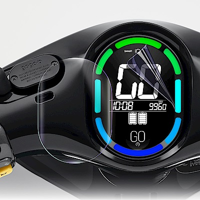 o-one大螢膜PRO GOGORO2 儀錶板螢幕保護貼-透明/霧面